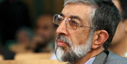 جضور دکتر حداد عادل در «حماسه انتخابات»