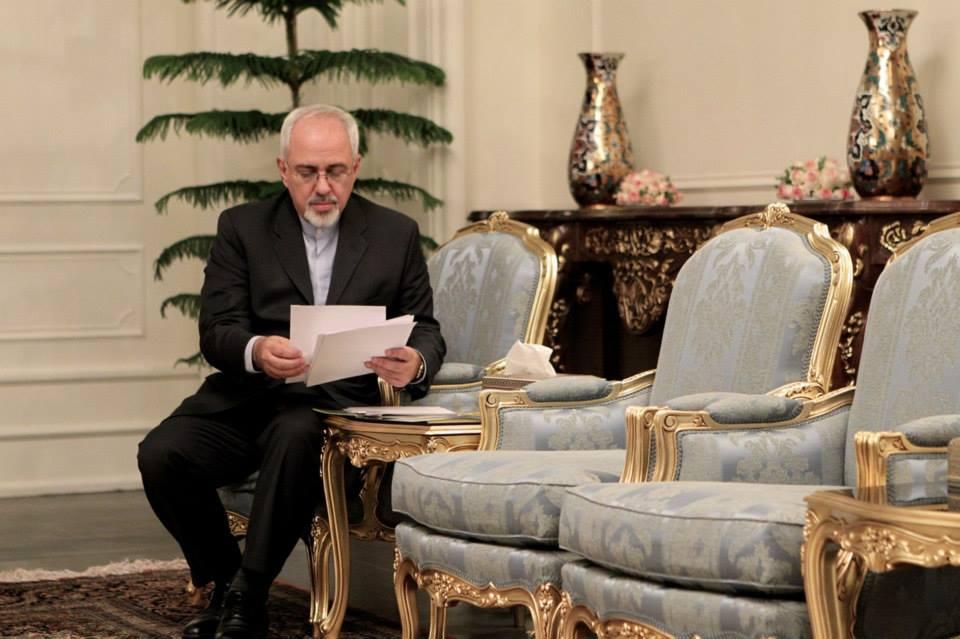 نامه ی بسیج دانشجویی دانشگاه امام صادق (ع) به وزیر امور خارجه