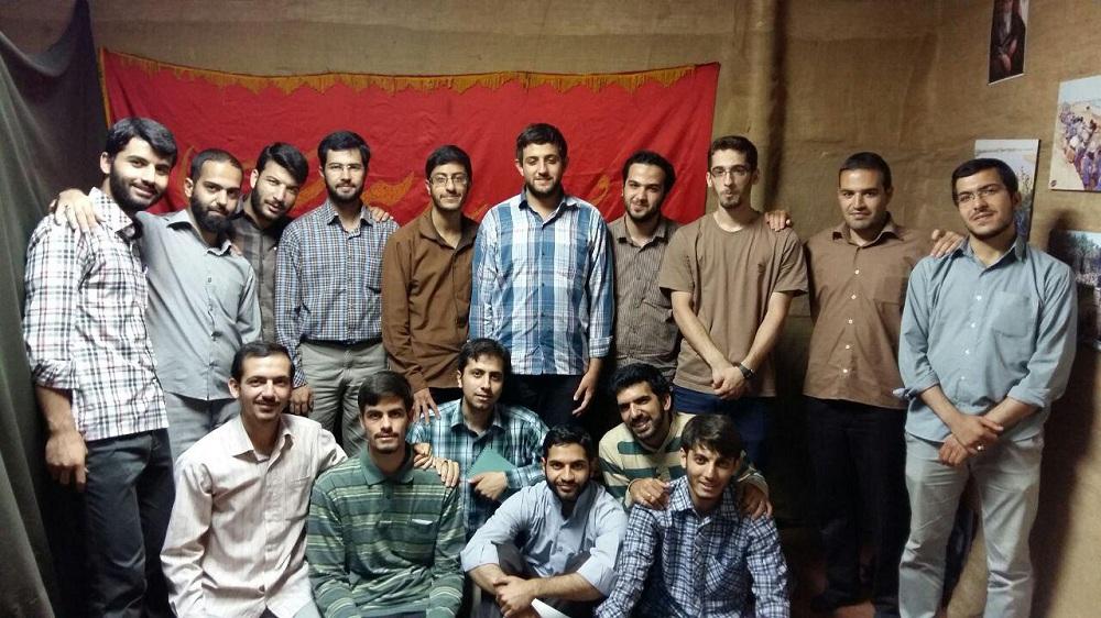 تودیع و معارفه اعضای جدید شورای مرکزی بسیج دانشجویی