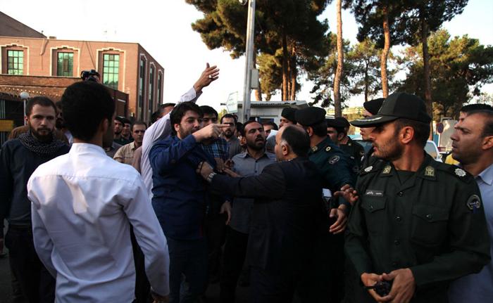 برخورد امنیتی با دانشجویان، از درب دانشگاه تا فرودگاه مهرآباد