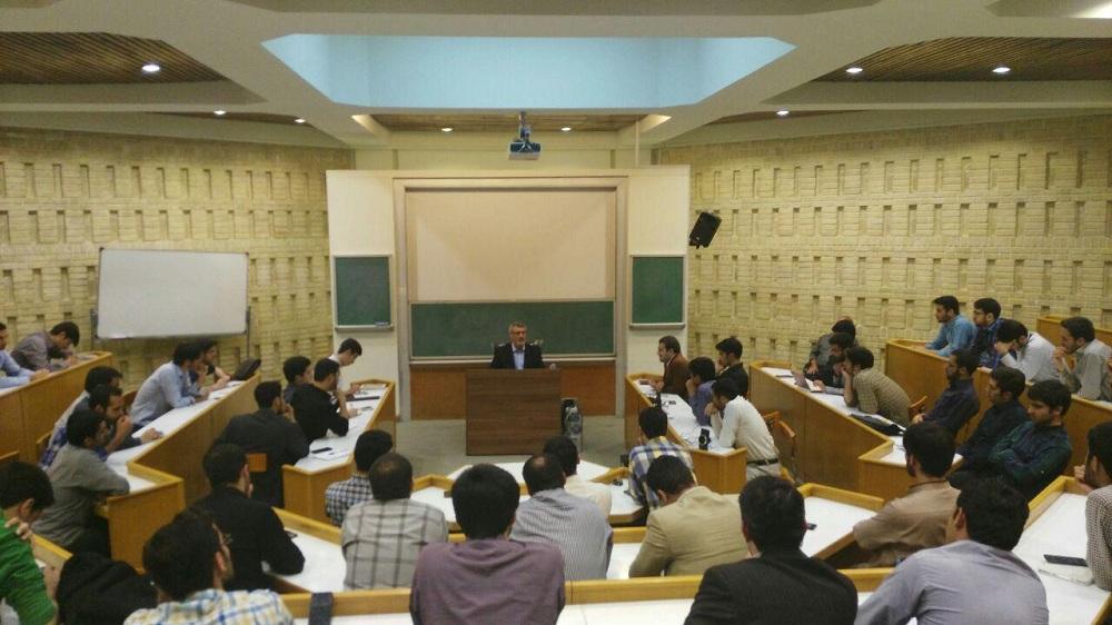 بیاینه بسیج دانشجویی دانشگاه امام صادق (ع) در پی اخبار کذب منتشر شده از جلسه دکتر بعیدی نژاد