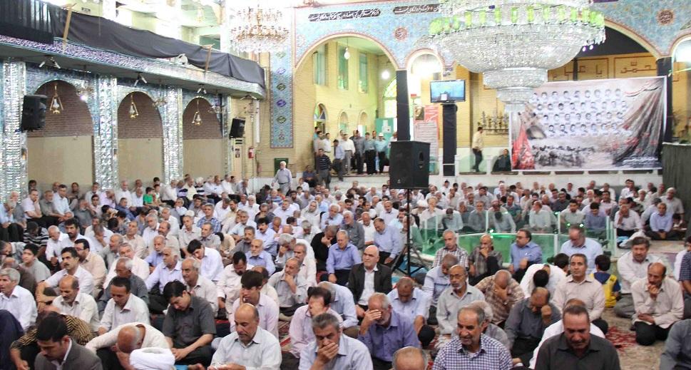مسئول بسیج دانشجویی دانشگاه امام صادق(ع) این هفته سخنران پیش از خطبه های نمازجمعه کن خواهد بود