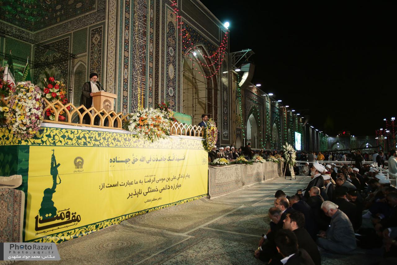 قدردانی بسیج دانشجویی دانشگاه امام صادق علیهالسلام از برگزاری جشن مقاومت اسلامی