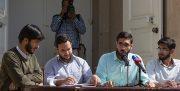مسئول بسیج دانشگاه امام صادق: دولتمردان با مسائل حاشیهای از پاسخگویی فرار میکنند